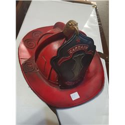 Very old Replica of 1800sw Fireman's Helmet