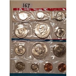 1974s and 1974 U.S. Proof Set