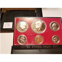 1776-1976 U.S. Proof Set in Case
