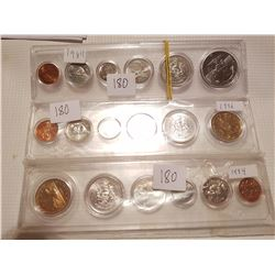 1984,1994,1996 PL Proof Like Sets