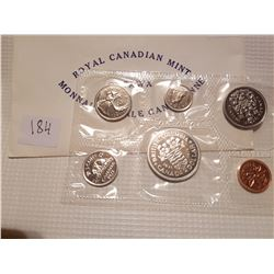 1971 Canada Coin Set PL Proof Like