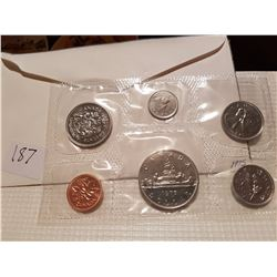 1975 Canada Coin Set PL Proof Like