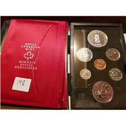 1977 Canada Coin set with silver dollar