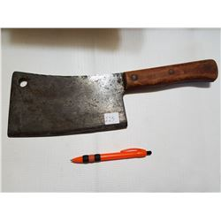 Antique Lexington Butcher Hatchet