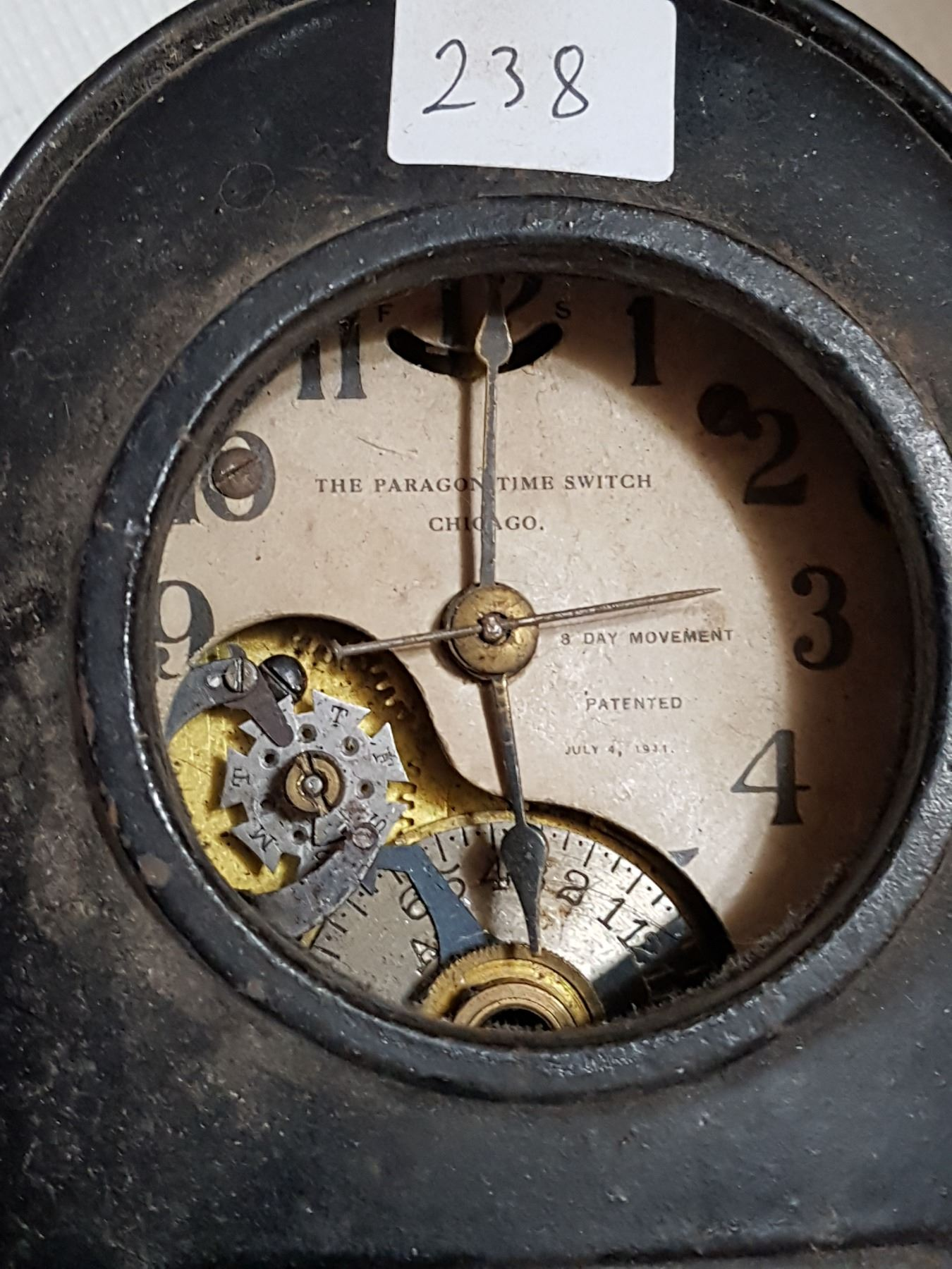 Old Paragon Timer From Quartz Clock Electronics For You Image 2