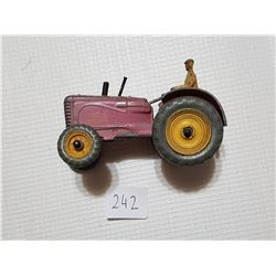 """Massey Harris """"Dinky Toy"""" Tractor"""