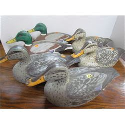 Duck Decoys (6)