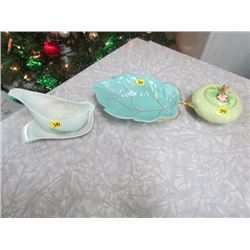 3 Pieces CarltonWare