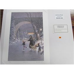 Douglas Laird Limited Edition Unframed print