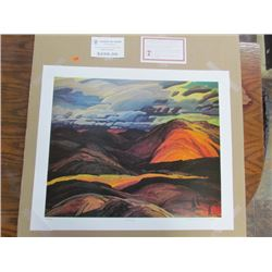 """Group of Seven Publishing""Franklin Carmichael limited edition unframed print"