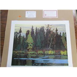 """Group of Seven Publishing"" Lawren Harris Limited Edition Unframed Print"
