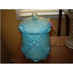 MCcoy Windmill cookie Jar 1961