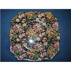 Royal Winton Chintz plate Nantwich pattern