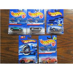 Hotwheels Lot#5