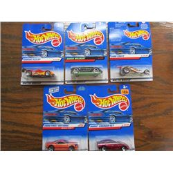 Hotwheels Lot#7