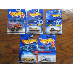 Hotwheels Lot#12