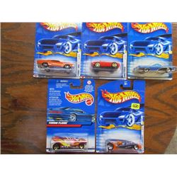 Hotwheels Lot#21