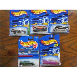 Hotwheels Lot#22