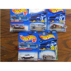 Hotwheels Lot#31