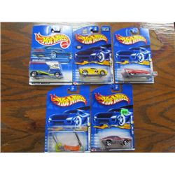 Hotwheels Lot#45