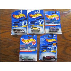 Hotwheels Lot#50