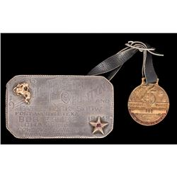Important Southwestern Exposition Trophy Buckle