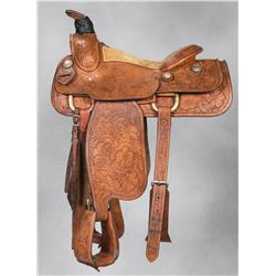 Bill Maloy (TCAA) Trophy Saddle