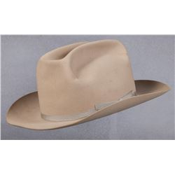 Chill Wills' Personal Stetson Hat