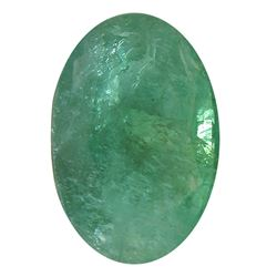 3.69 ctw Oval Emerald Parcel