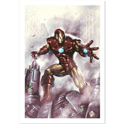 Indomitable Iron Man #1