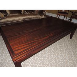 Large Rectangle Cocktail Table $75 to $150