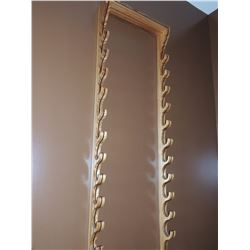 Large 17 Gun rack that hangs on the wall $150 to $300