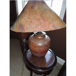 Table Lamp with Shade (shade bracket bent) $25 to $75