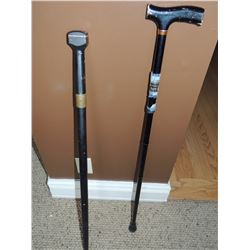 2 Canes $25 to $50
