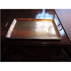 Copper Tray $50 to $100