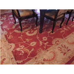 """Large Area Rug 15'6""""L x 10'6""""W $500 to $1000"""