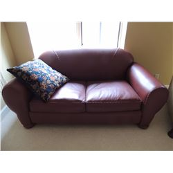 Leather Loveseat $200 to $350