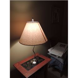 Metal Table Lamp with Shade $25 to $75