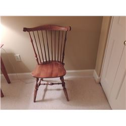Wooden Chair $85 to $170