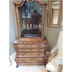 Antique China Base & Hutch $400 to $800