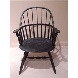 Wooden Black Chair with Arm Rests $75 to $150