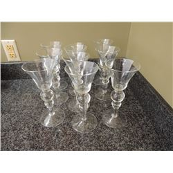 Miscellaneous 10 Glasses $10 to $25