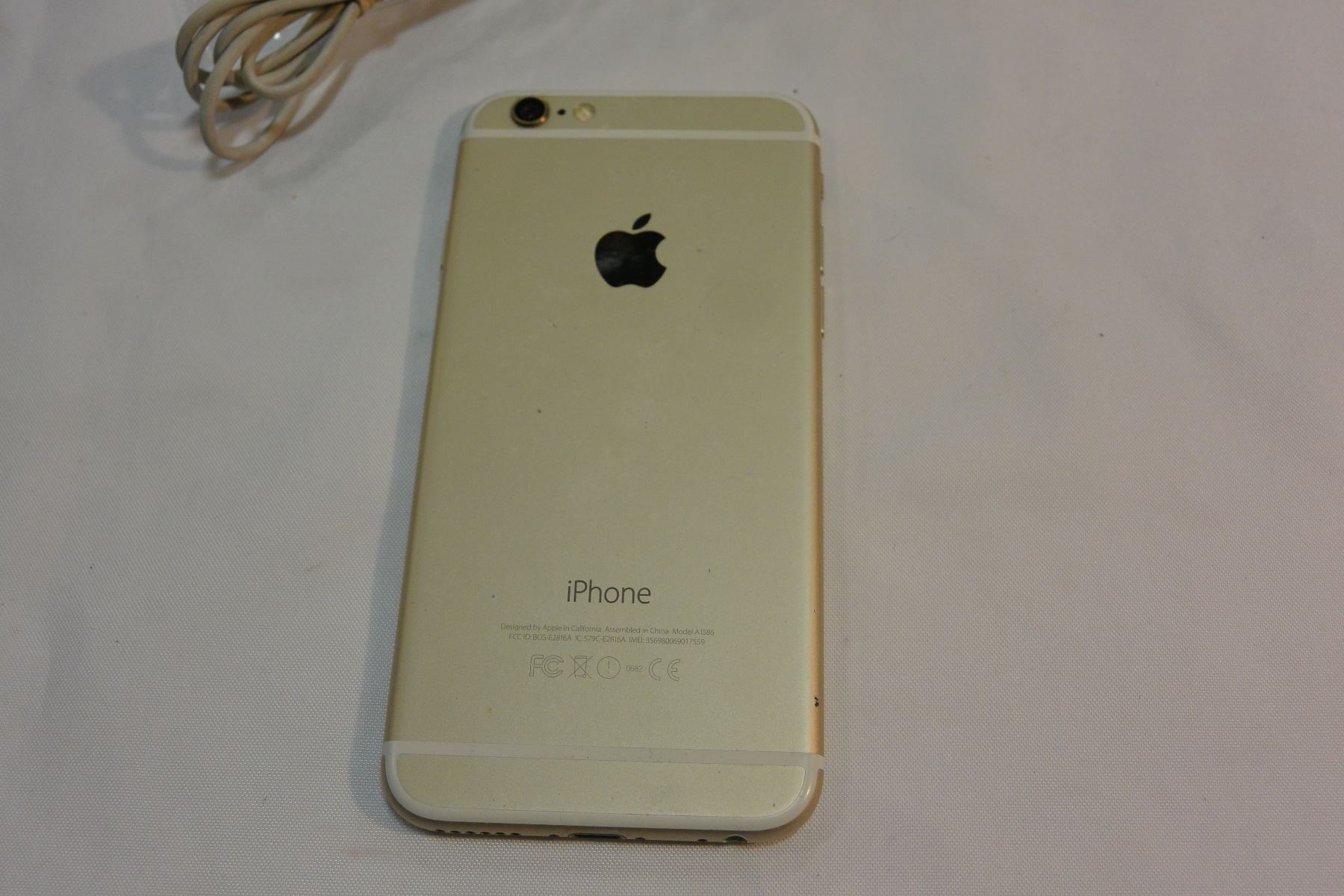 Apple Iphone 6 64gb Rose Gold Unlocked For Any Provider Comes Image 3