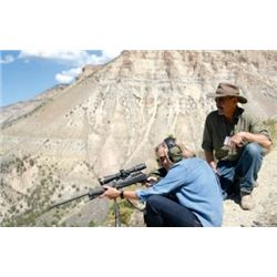 Branded Rock Canyon Ranch Shooting Course