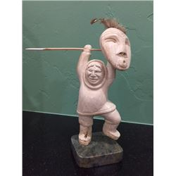 Native Hunter Figure