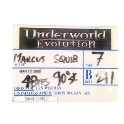 Underworld: Production Slate