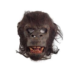 Tarzan and The Lost City Ape Mask Movie Props
