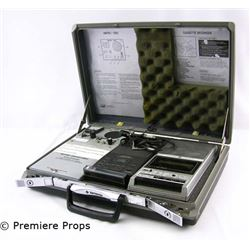 Southland Tales UPU Phone Tapping Surveillance Briefcase Movie Prpos