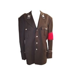 Inglourious Basterds Nazi Jacket Movie Costumes