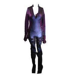 Resident Evil: Retribution Jill Valentine (Sienna Guillory) Movie Costumes